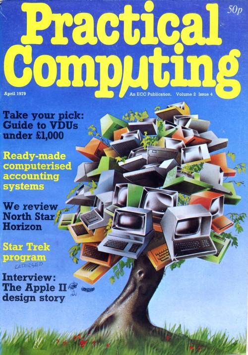 Стив Возняк, интервью для журнала Practical Computing, апрель 1979 года.